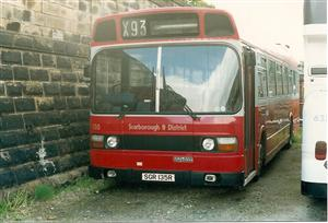 135, Leyland National SGR 135R